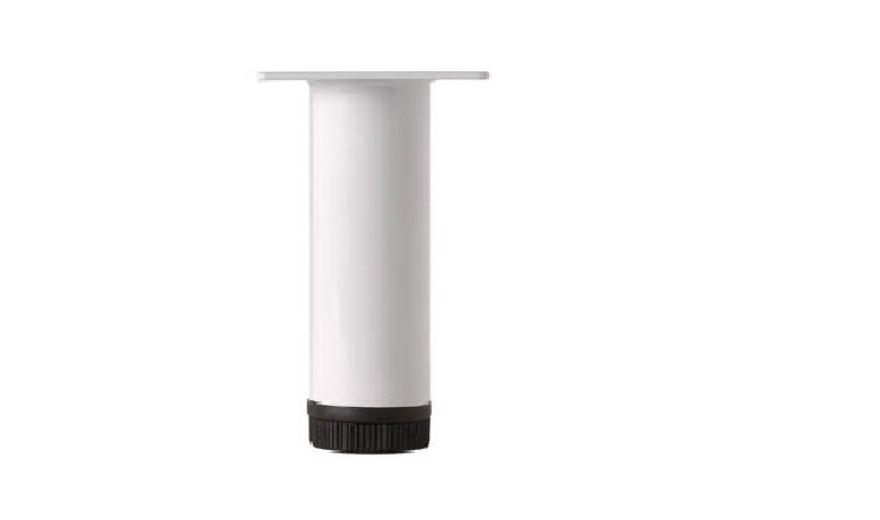 Galda kāja balta 32x150mm