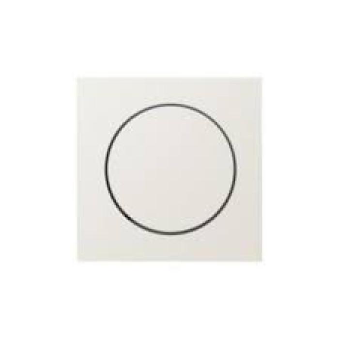 BERKER S1 белый глянцевый Центральная панель светорегулятора
