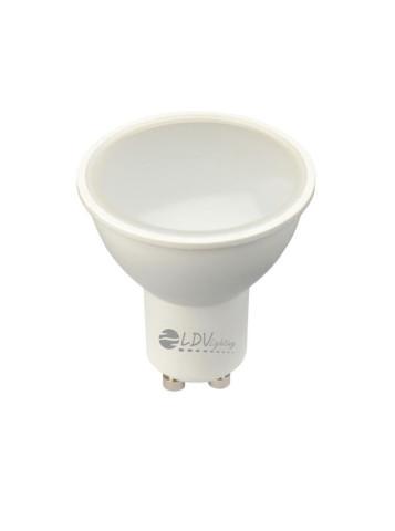 Spuldze LED 7W GU10 540lm  3000K