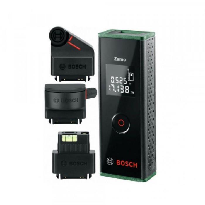 Laser rangefinder Bosch ZAMO III set, 0603672701