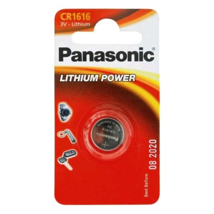 LITHIUM BATTERY PANASONIC 3V 1piece/pack
