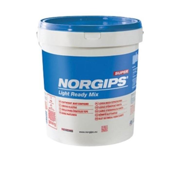 Norgips LIGHT READY MIX 20kg Filler