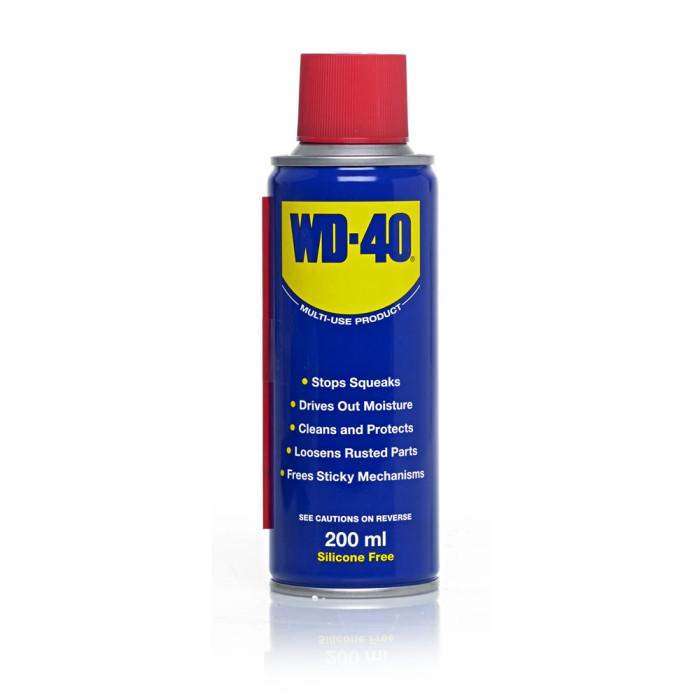 Standard Multifunctional oil, WD-40, 200 ml spray