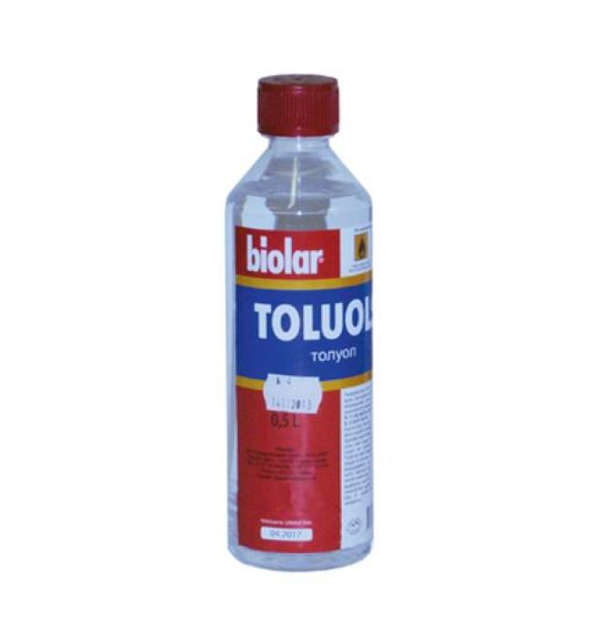 Biolar TOLUOLS 0.5L  Šķīdinātājs