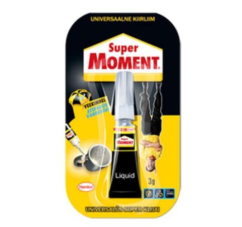 Henkel SUPER MOMENT 3g  Līme