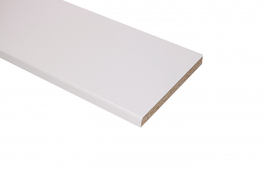 Sill MDF white 22x250x1650mm OPUS