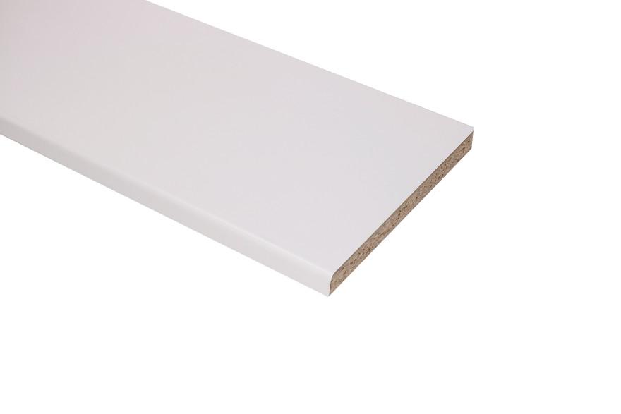 Window sill - MDF white 22x250x2400mm OPUS