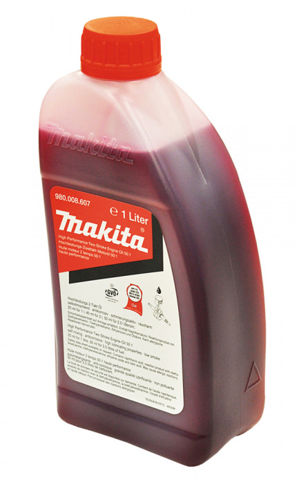 Makita 980008607 2-Stroke Engine Oil 1L