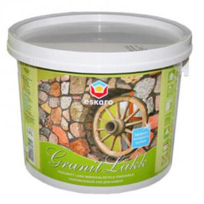 Eskaro Granit lakk 2.7 L lacquer for stone surfaces