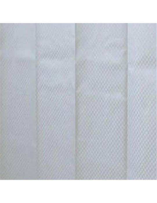 Ridder Vannas istabas un dušas tekstila aizkari 180x200cm Square white