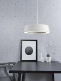 GRIESTU LAMPA NORDLUX ORBIT  IP44 LED 14.5W balta