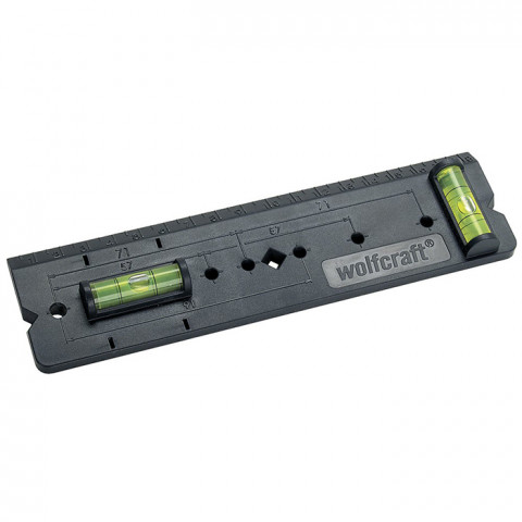 Wolfcraft elektriķa lineāls  līmeņrādis 4050000