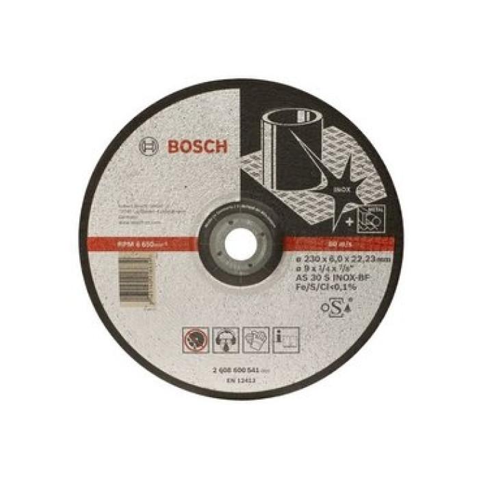 BOSCH GRINDING DISC 230x6x22,23mm