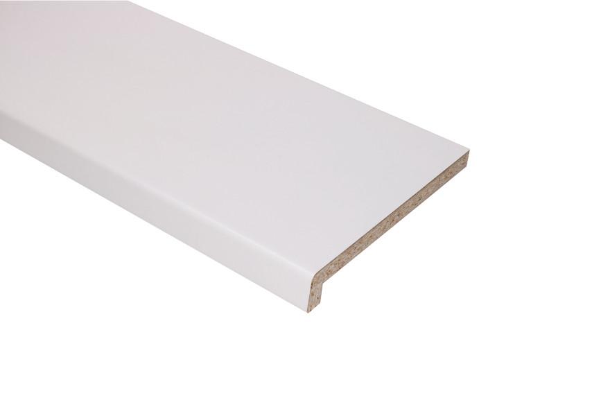 Sill MDF white 19x300x1650mm OPUS