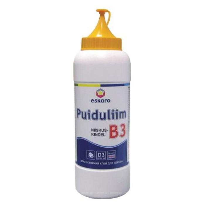 GLUE Eskaro PUIDULIIM-B3 0.75l  for wood