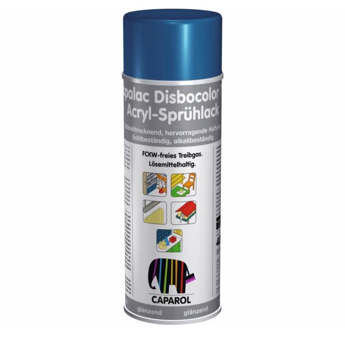 Aerosol paint Capalac Disbocolor781 RAL5010 Acryl-Spruhlack SM 400ml