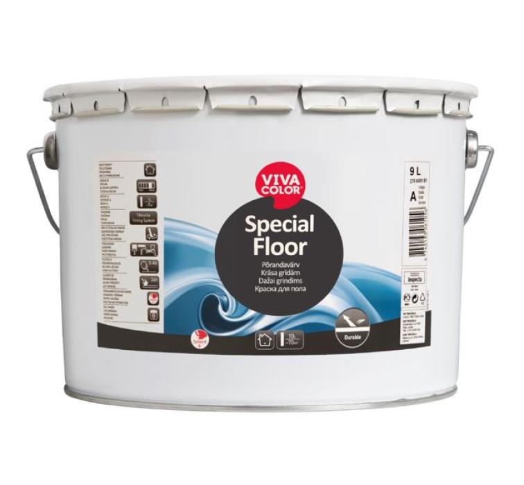 Vivacolor SPECIAL FLOOR A 9l Floor paint