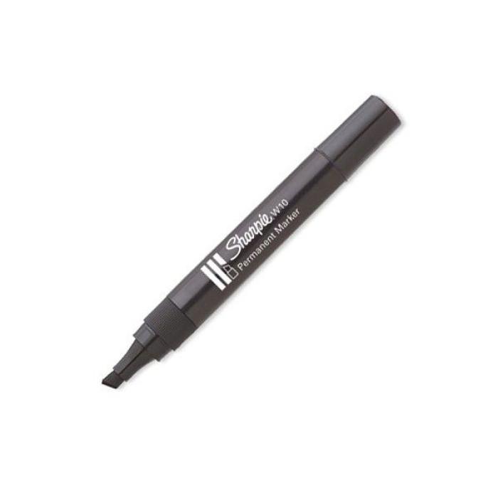 Marker Sharpie W10, black