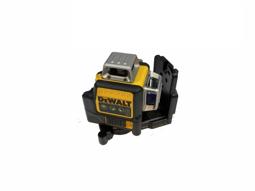 Линейный лазер DCE089GN зеленый XR Li-Ion 10,8V 2-го класса, +/- 3 мм / м, без комплекта, DEWALT