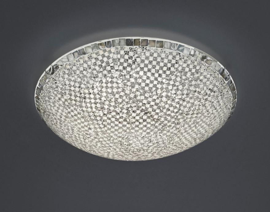 TRIO Griestu lampa MOSAIQUE LED SMD 30W 2650lm D500mm