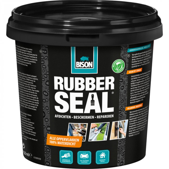 Bison RUBBER SEAL 750ml