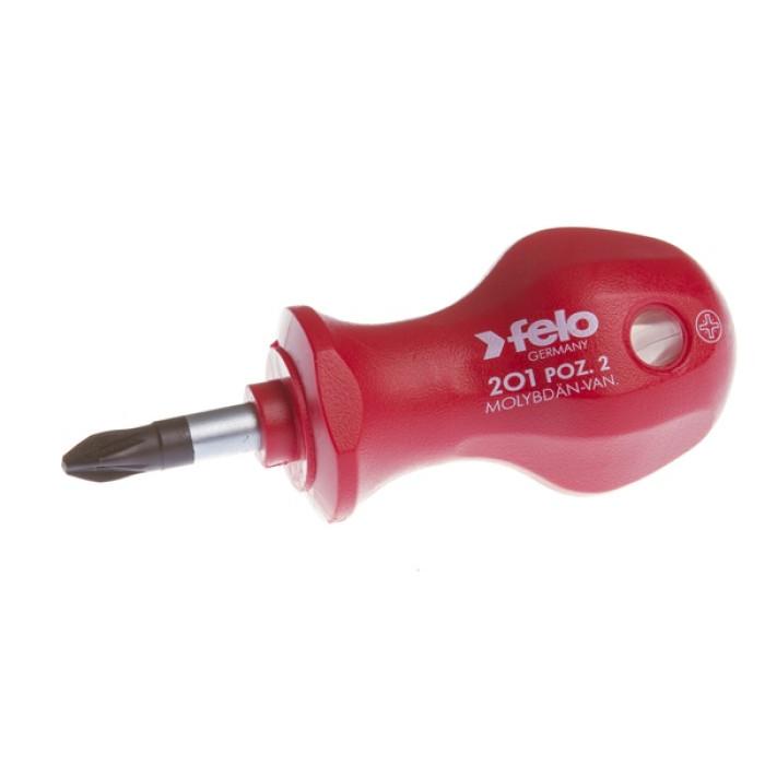 Skrūvgriezis FELO SR200 PZ2x  25mm