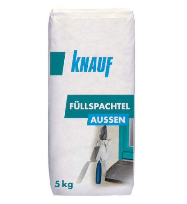 Knauf FULLSPACHTEL Aussen 5kg Balta remontšpaktele