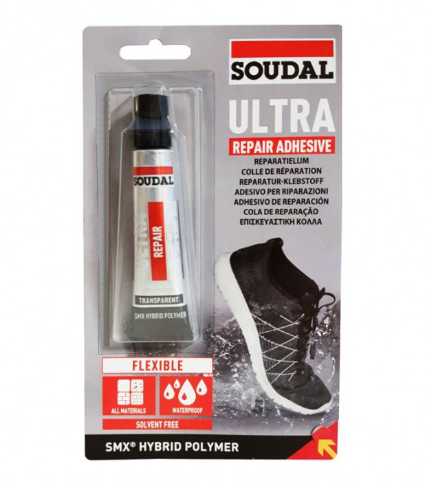 Soudal Fix ALL ULTRA POWER adhesive sealant 20ml