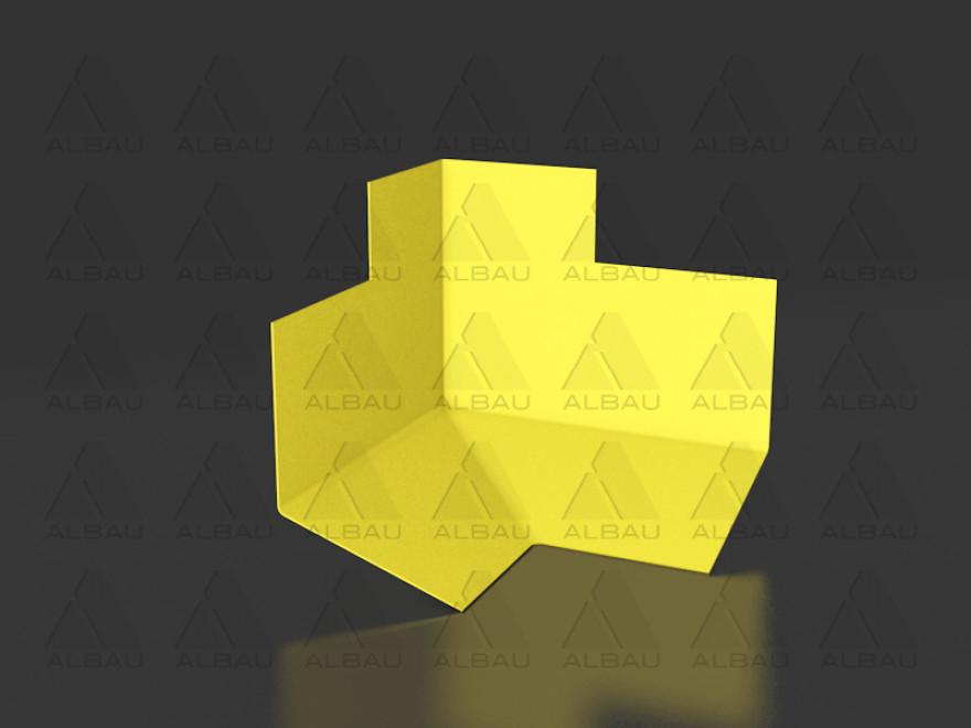 Sakret Blīvlentas iekšstūris SWP-80 PL3PP,dzeltens