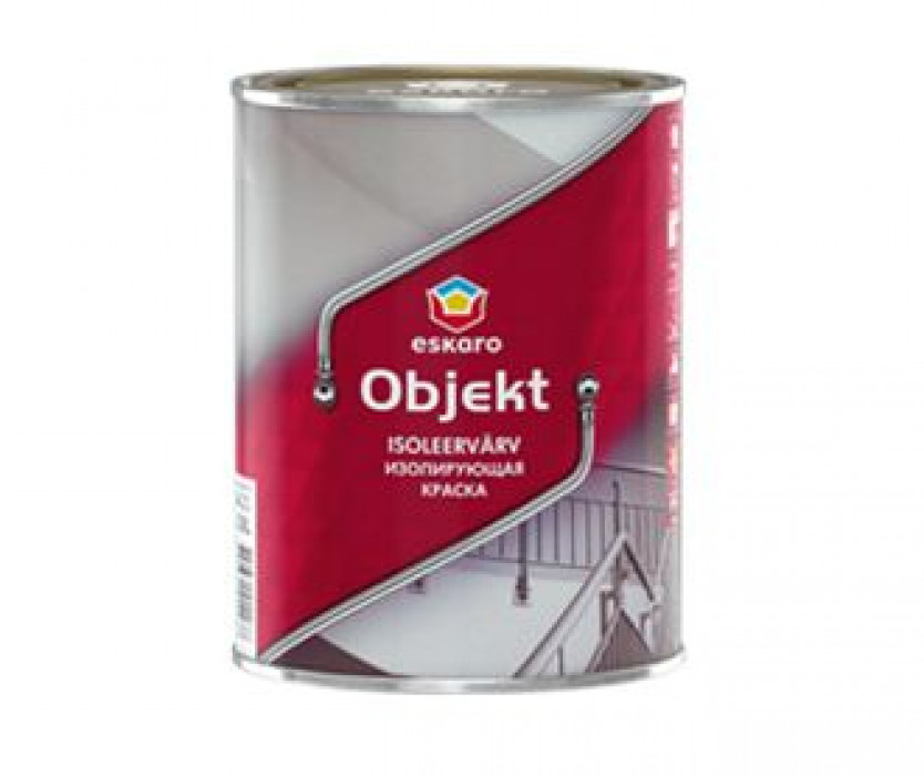 Paint Eskaro OBJEKT 0.9 L MAT