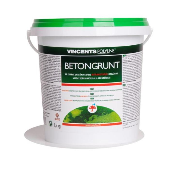 Vincents BETONGRUNT 1.5kg prime coating