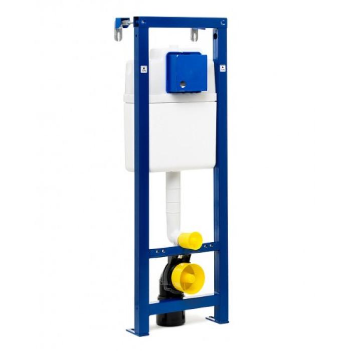 Fixture Triomont XS for mechanical flush button