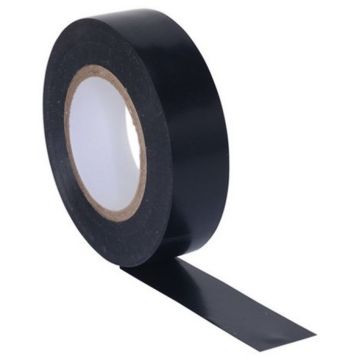 NOVIPRO Electrical Tape  19mm x 33m PVC black