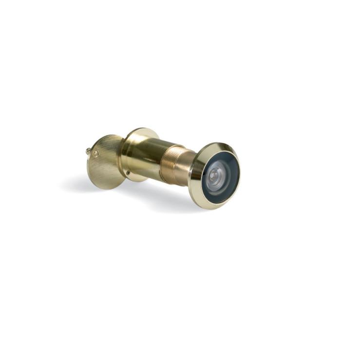 Durvju actiņa 40-65mm misiņš  diametrs 22mm