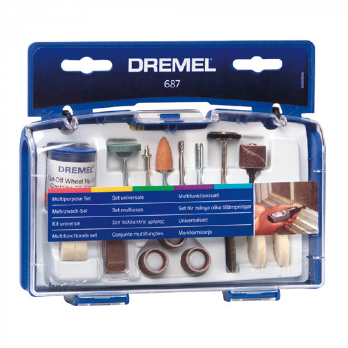 Dremel 687 Multipurpose Cutting Kit