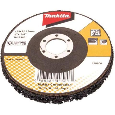 Makita slīpripa B-28983  125mm 22.23mm