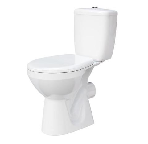 Cersanit WC pods MITO compact  3/6L,hor.izvads ar PP vāku  TK002-005