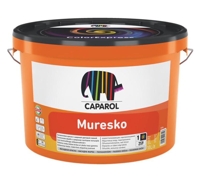 Facade paint Caparol Muresko Premium B3 4.7l