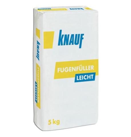 Knauf FUGENFULLER  5kg  Šuvju špaktele ģipškartonam