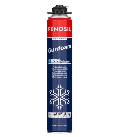 Penosil GUNFOAM 750ml Winter  -10°C Poliuretāna pistoļputas ziemas
