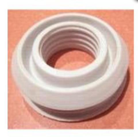 Gumijas pāreja 40/75  plastm/čuguns  1700908