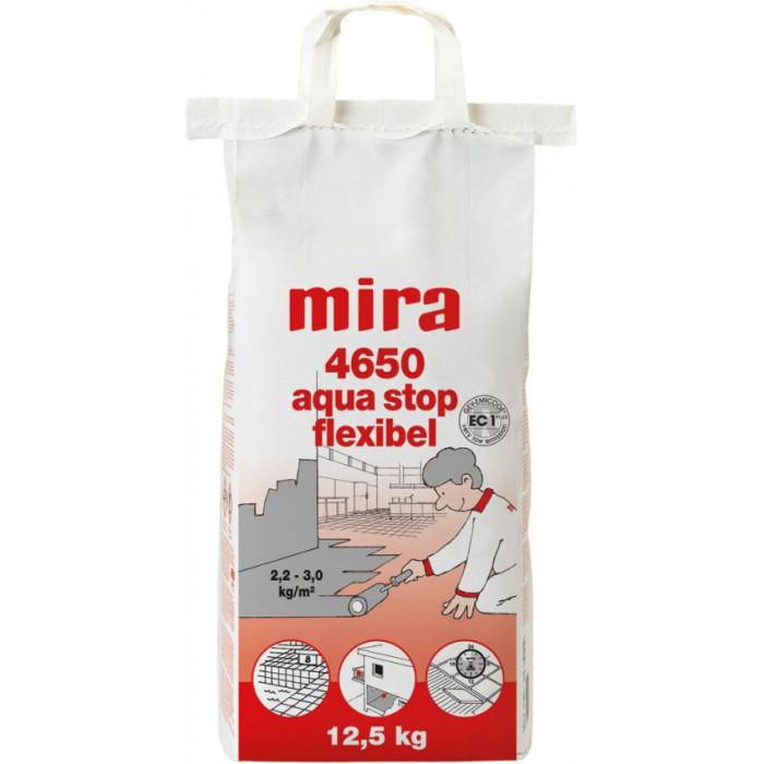 mira 4650 AQUA-STOPFLEX 12.5kg Betona un mūra hidroizol. CMP
