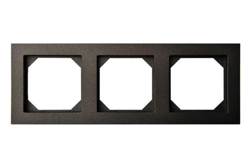 LIREGUS EPSILON black  frame 3-way