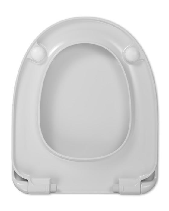 LIDO BEACH SC toilet seat,duroplast,white