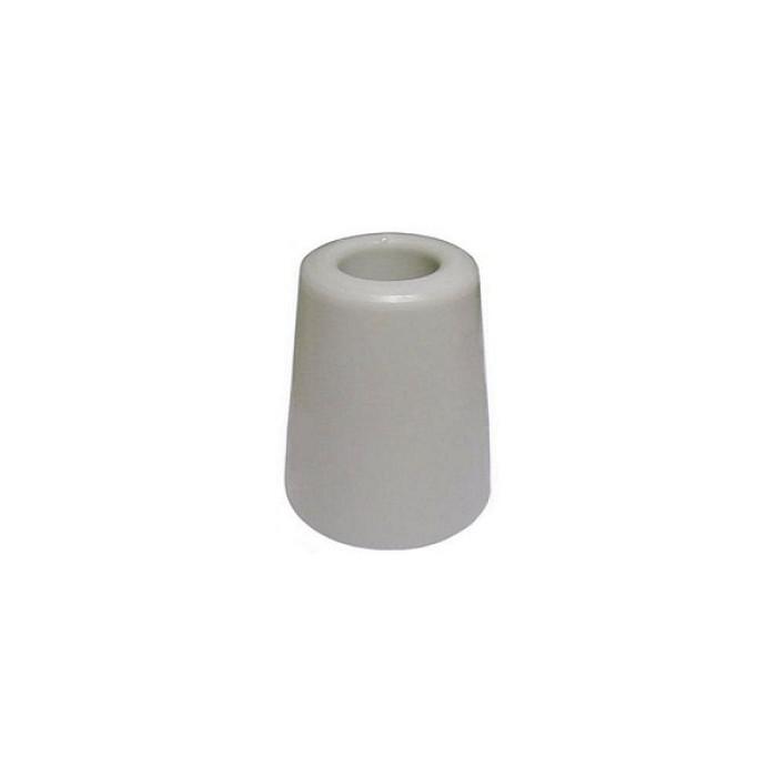 Durvju atdure PVC 50mm pelēka
