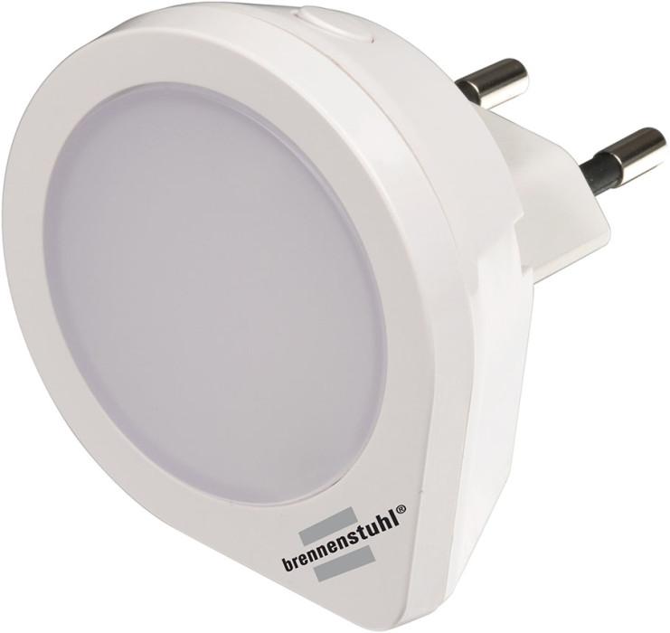 Nakts gaismeklis-rozete LED-3 ar sensoru NL01 1173180