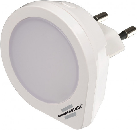 Nakts gaismeklis-rozete LED-3ar sensoru NL01 1173180