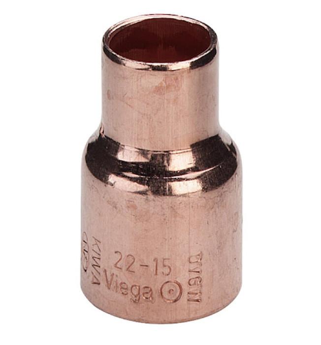 CU Reducing coupling 22x18 (F-F) (5240)