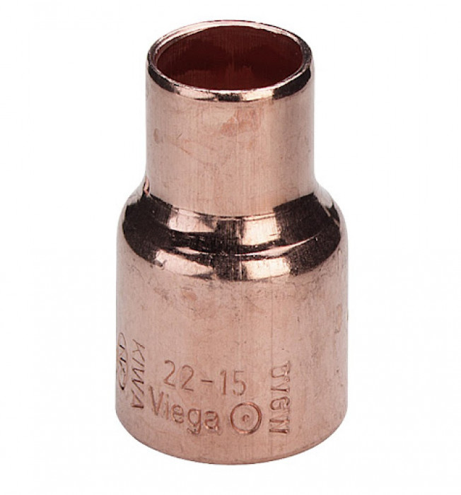 CU Reducing coupling 22x28 (F-F) (5240)