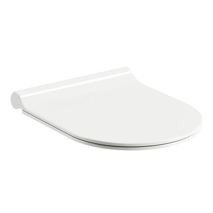 Ravak WC sēdriņķis ar vāku  Uni Chrome Slim  X01550